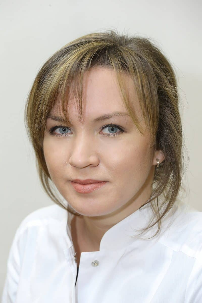 Смирнова Ольга Владимировна