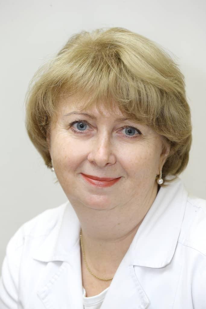Степанкова Людмила Ивановна